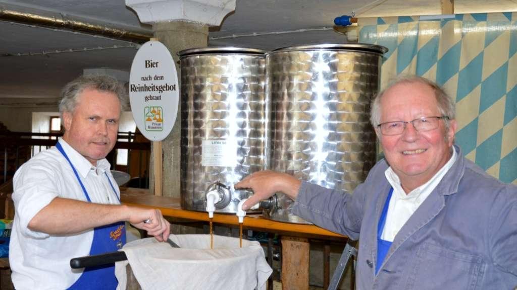 Konrad tradler und stefan koch stellen in eigenregie for Koch stellen