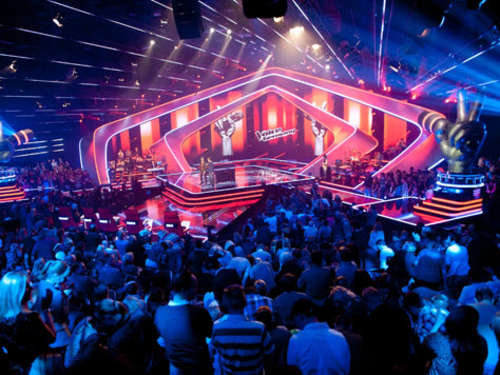 "Gute TV-Quoten für ""The Voice of Germany"""