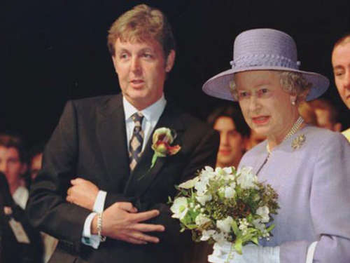 Paul McCartney ist ein Fan der Queen