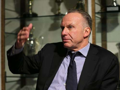 "Rummenigge im Interview: ""Absolute Weltklasse"""