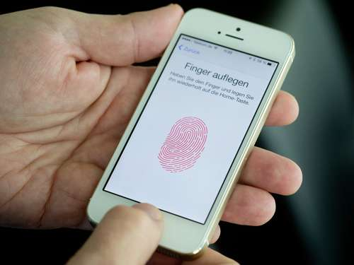 iPhone 5S: Sicherheit durch Nippel-Scan