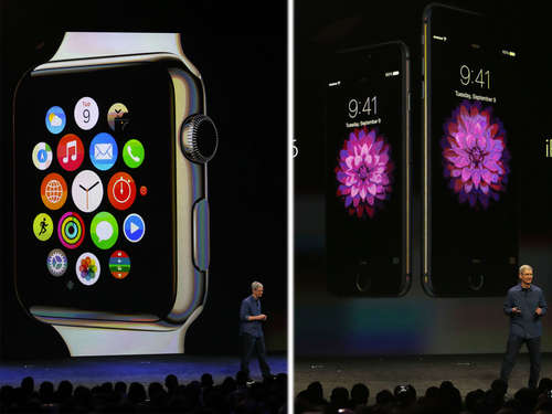 Apple Watch und iPhone 6: So reagiert Twitter