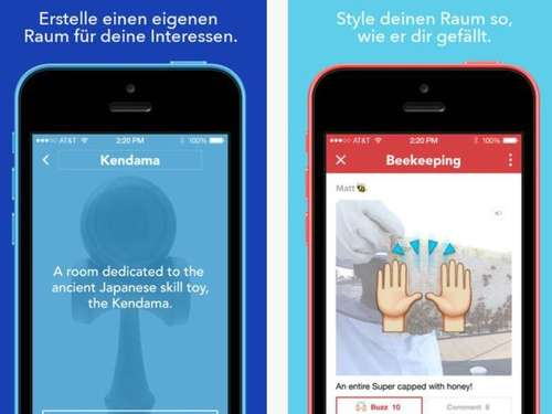 Facebook startet anonyme Chat-App «Rooms» in Deutschland