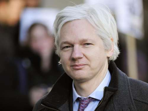 Assange hat Angst vor Attentat