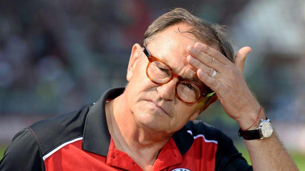Ewald Lienen Bayern