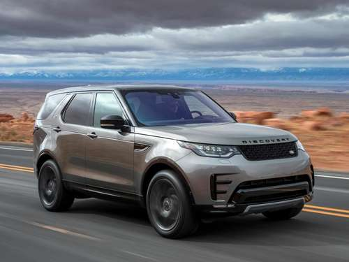 Land Rover Discovery startet im April
