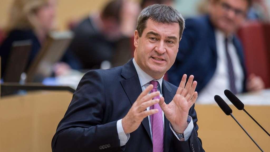 Finanzminister Bayern