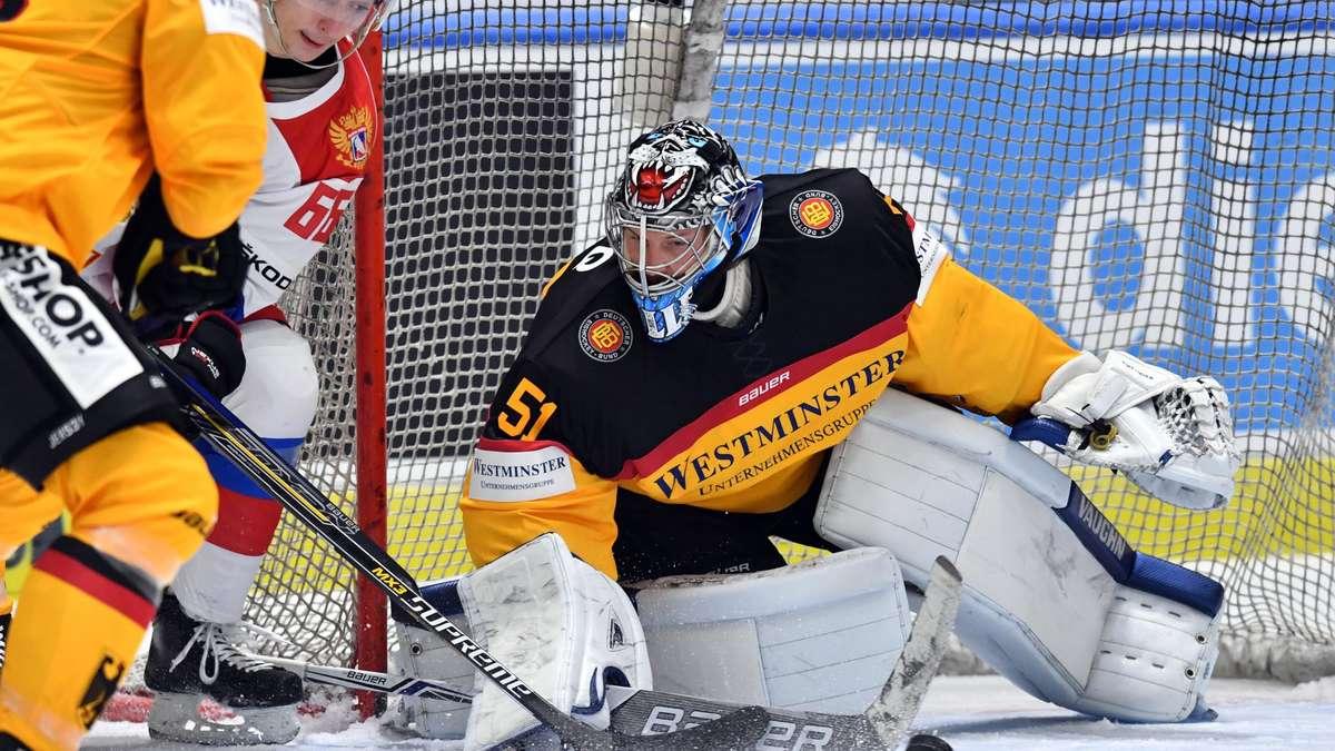russland deutschland eishockey