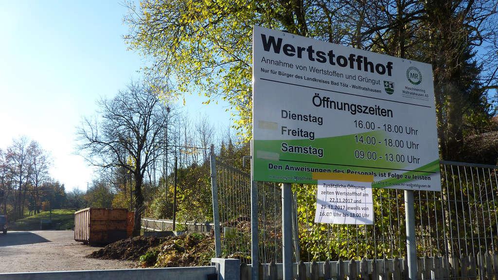 Wertstoffhof Butzweilerhof