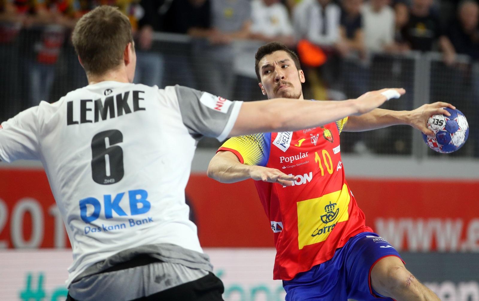 Handball Spanien Deutschland