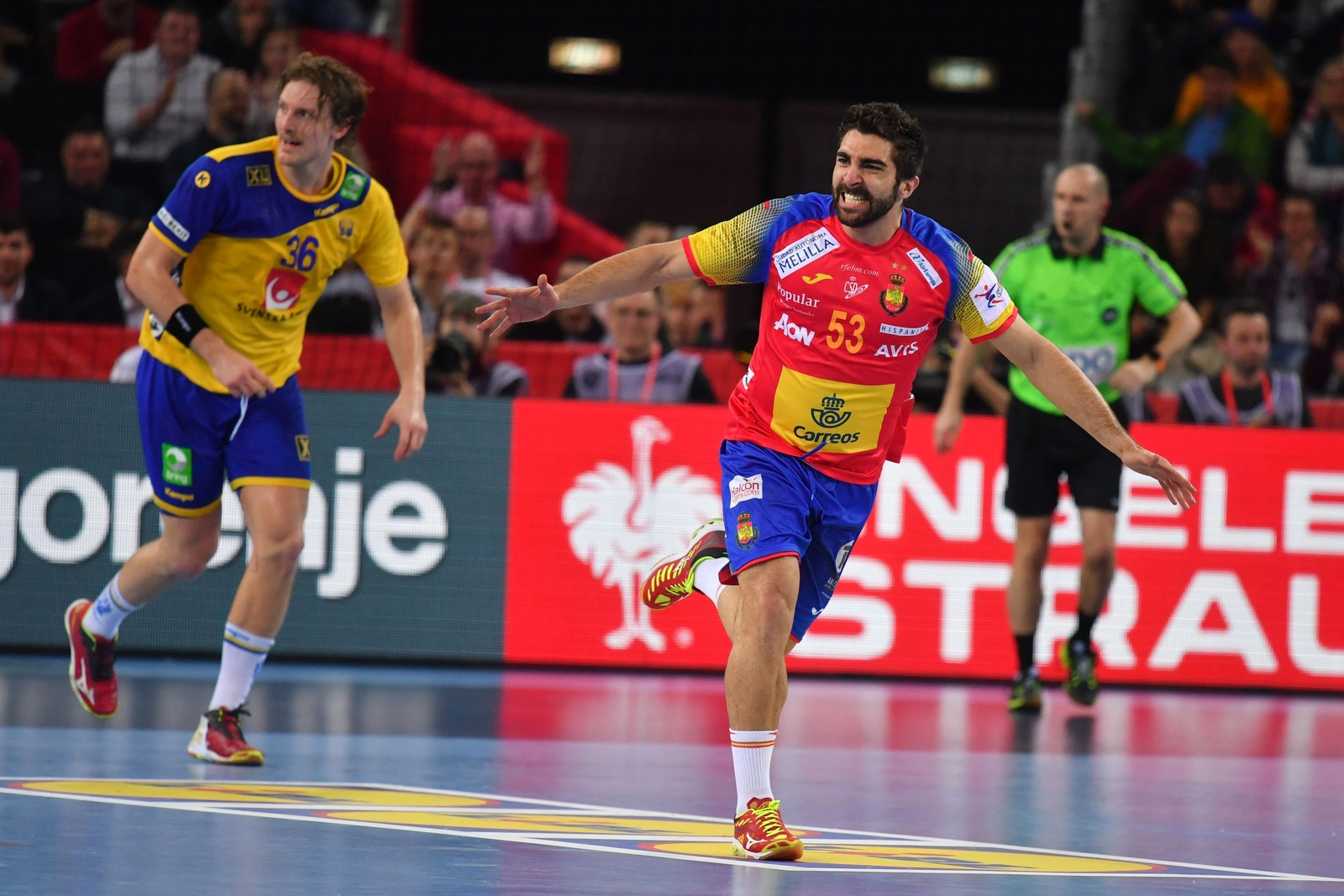 em handball halbfinale