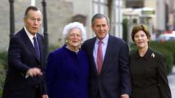 Ex-US-First Lady Barbara Bush gestorben