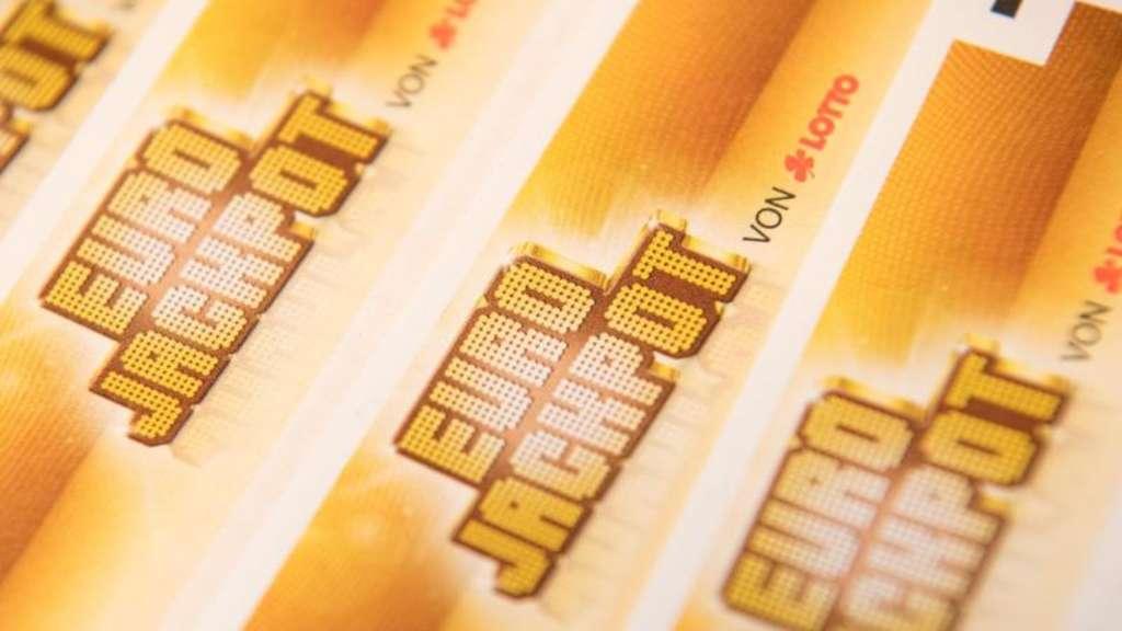 Eurojackpot 08.06.18