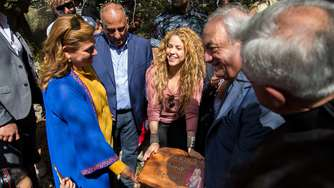Darum reiste Superstar Shakira in den Libanon