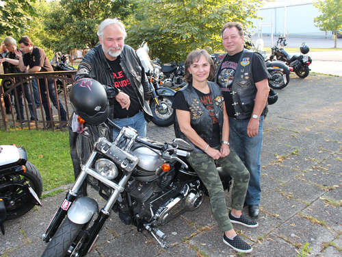 """Easy Rider"" in Oberbayern"