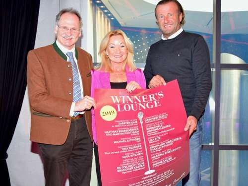 Comedy, Musik und Theater in der Spielbank Bad Wiessee