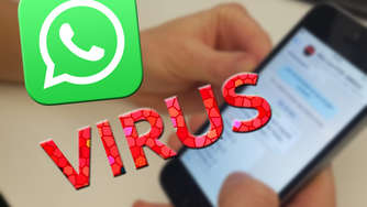 Angst vor WhatsApp-Virus