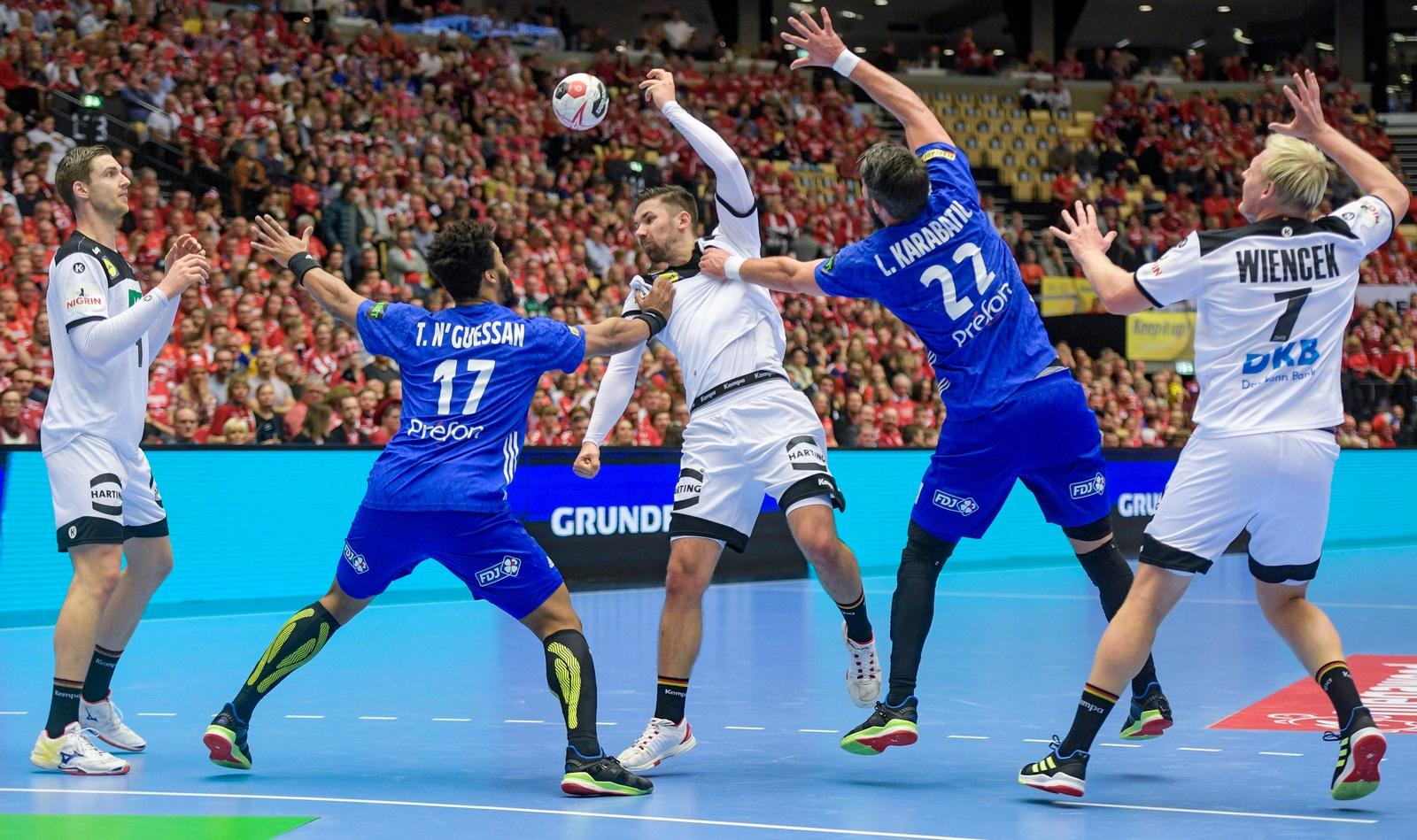 Deutschland Frankreich Handball Wm 2019