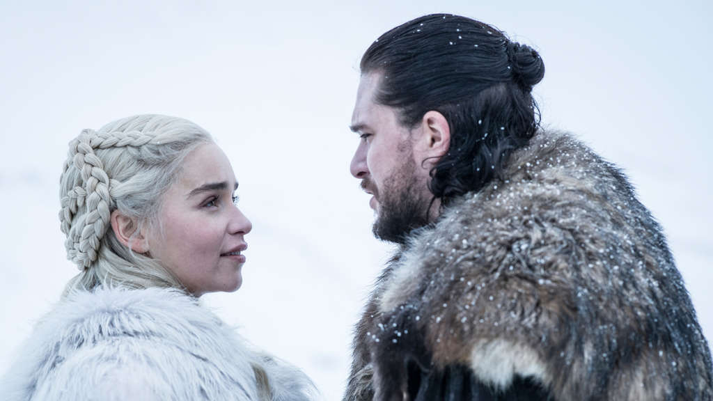 """Game of Thrones"" - Achte Staffel"