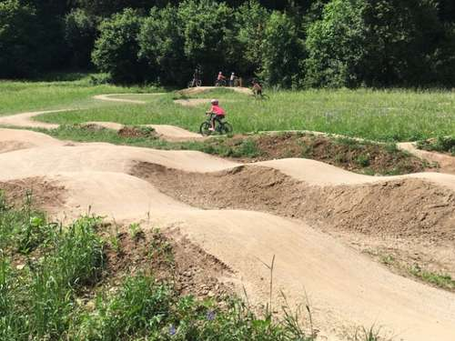 Pump-Track in Lehenpoint