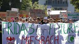 500 Teilnehmer bei Fridays for Future in Miesbach