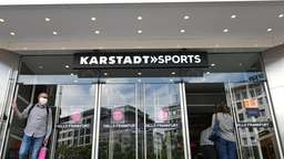 Loitz Stiftung hat Interesse an Karstadt-Sports-Filialen