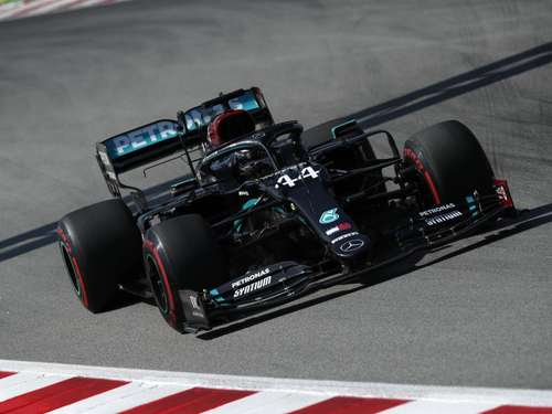 Pole-Kampf in Barcelona: Hamilton und Bottas klare Favoriten