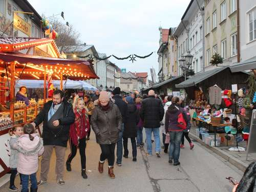 Christkindlmarkt: Das plant Wolfratshausen als Corona-Alternative