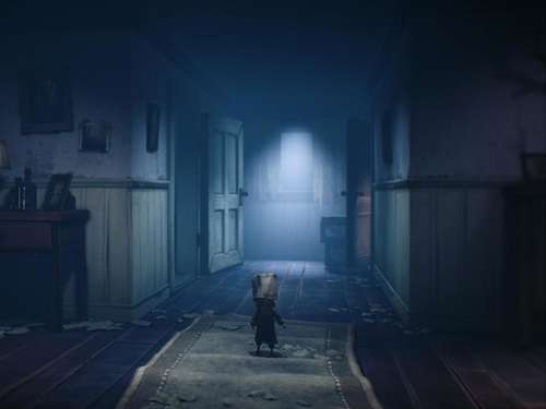 «Little Nightmares 2» gruselt mit Tiefgang
